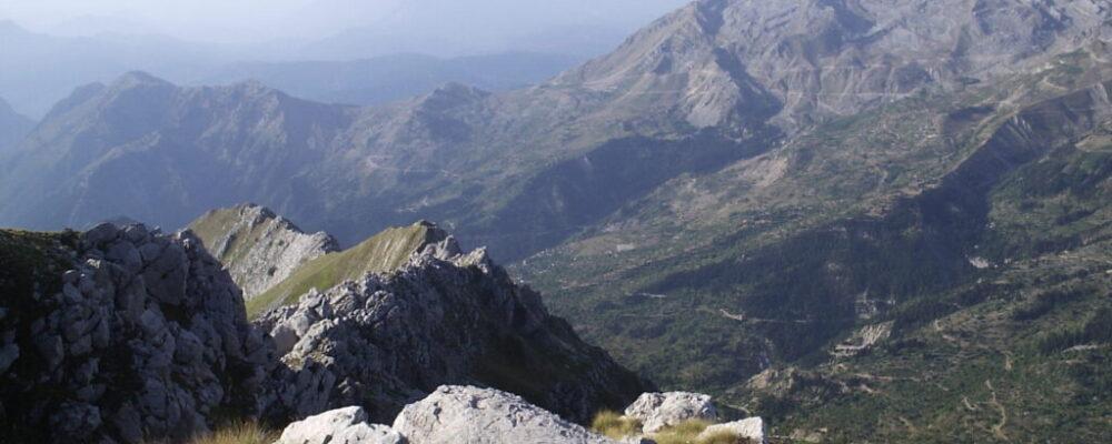Μονοπάτι: Θεοδώριανα- Χούνη- Κριάκουρας- Διάσελο Νεράιδας.