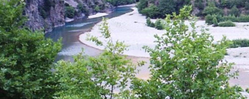 Ποτάμια και πολιτική