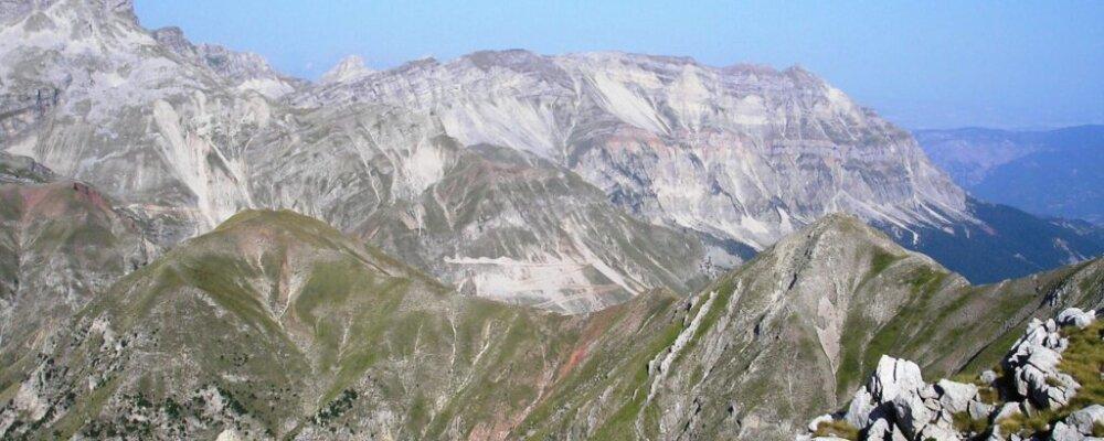 Εθνικό Πάρκο Τζουμέρκων με έδρα τα…Γιάννενα.