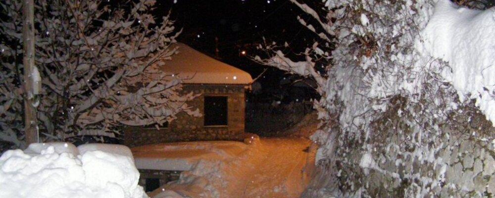 Ο Χειμώνας …είναι αλλιώς