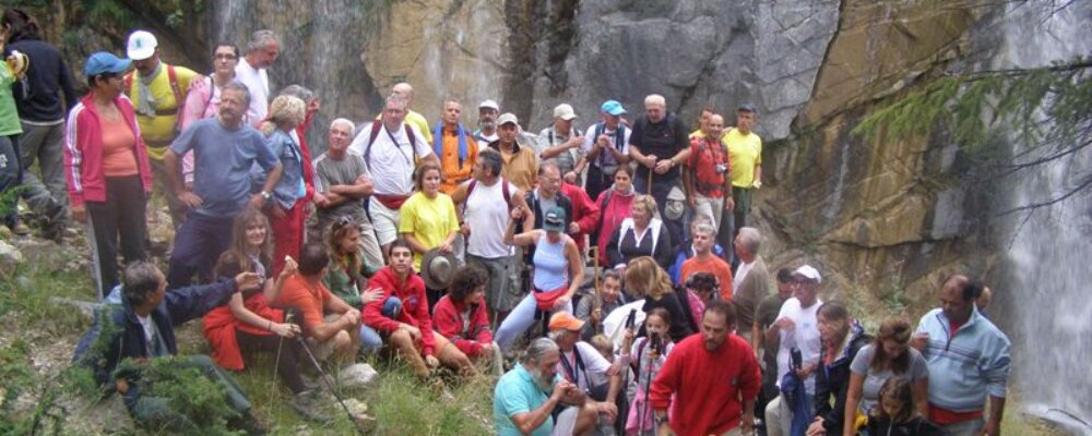 Με επιτυχία η ορειβατική συνάντηση στα Θεοδώριανα.