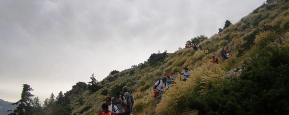 Φωτογραφίες ορειβατική συνάντηση 5-6 Σεπτέμβρη 2009