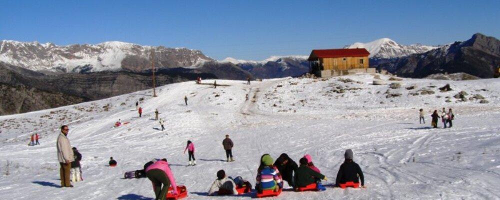 Παρουσίαση μελέτης χιονοδρομικού στα Θεοδώριανα