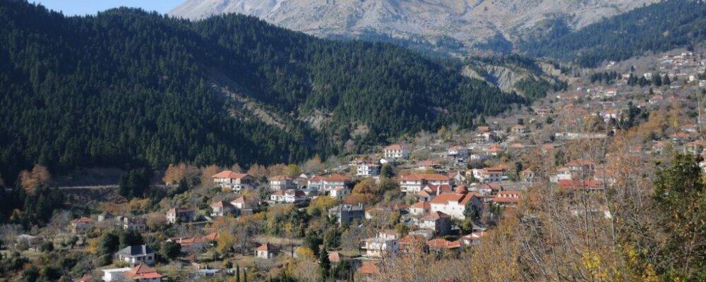 """Το Αθαμάνιο η επιλογή της Περιφέρειας για """"πράσινο χωριό"""""""