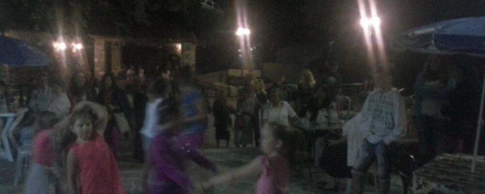 Το αποχαιρετιστήριο πάρτι του ARTA DANCE STUDIO στα Θεοδώριανα.