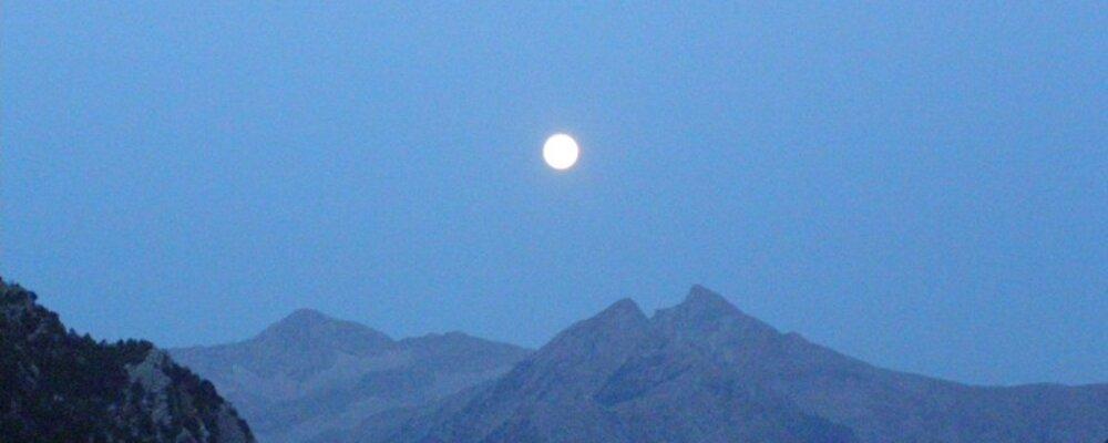 Το φεγγάρι στο δημοτικό τραγούδι