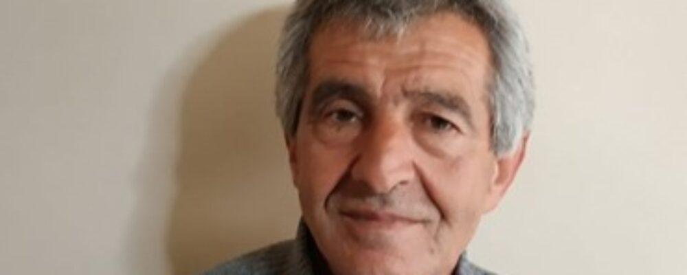 Θανάσης Καραμέτσιος (υποψήφιος πρόεδρος Τοπικής Κοινότητας Θεοδωριάνων)