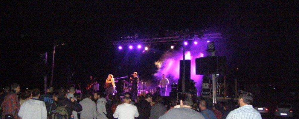 Συναυλία Θανάση Παπακωνσταντίνου στο 1ο TZOUMERKA X FESTIVAL