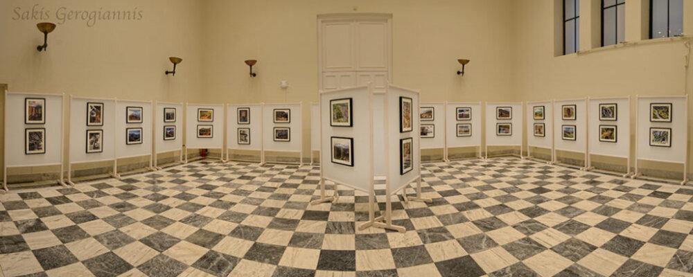 Πόλος έλξης η Έκθεση Φωτογραφίας για τα Τζουμέρκα.