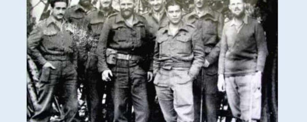 Μια σπάνια ιστορική φωτογραφία στα Θεοδώριανα.