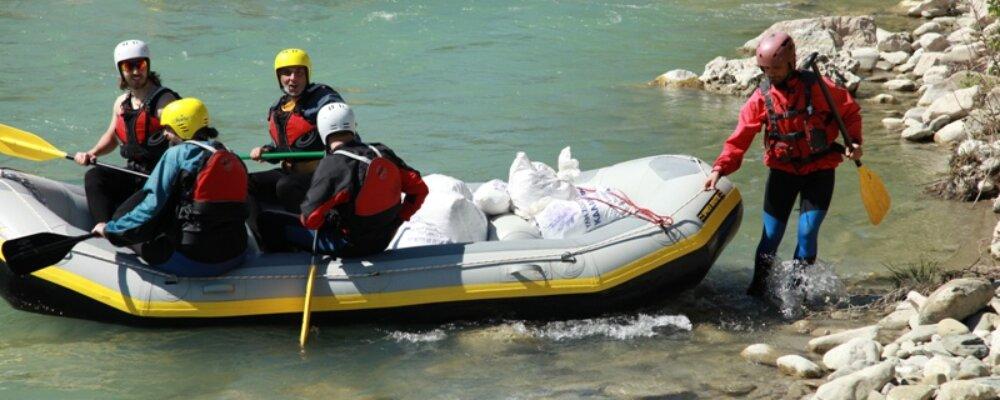 Απολογισμός της δράσης για τον καθαρισμό του Αράχθου.