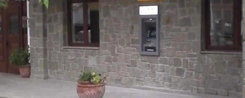 Επιτέλους!. ΑΤΜ στο Δήμο Κεντρικών Τζουμέρκων.
