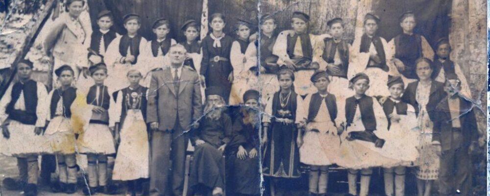 Οι εθνικές γιορτές στα Θεοδώριανα μέσα από το αρχείο ασπρόμαυρης φωτογραφίας.