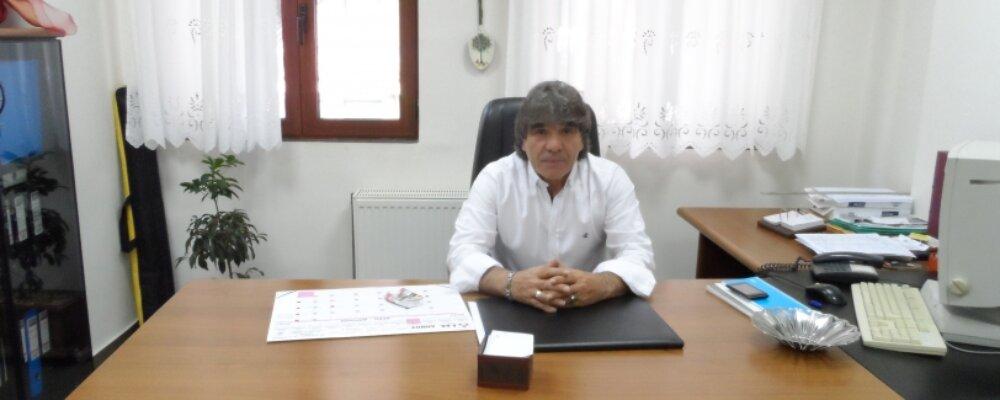 Θεοδωριανίτης αντιδήμαρχος στο Δήμο Κεντρικών Τζουμέρκων.