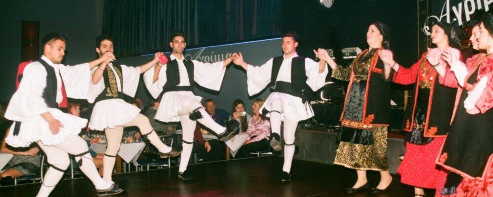 O ετήσιος χορός της Αδελφότητας Θεοδωριανιτών Άρτας.